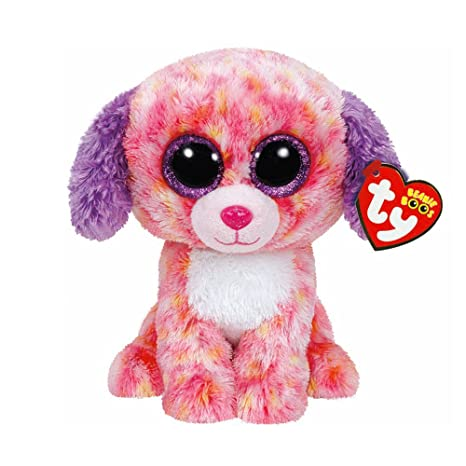 556b5f3cfc1 Amazon.com  Ty Beanie Boos London - Dog (Claire s Exclusive)  Toys ...