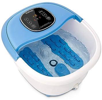Amazon.com: NURSAL Foot Spa Massager with Heat, 11 Mini Massaging
