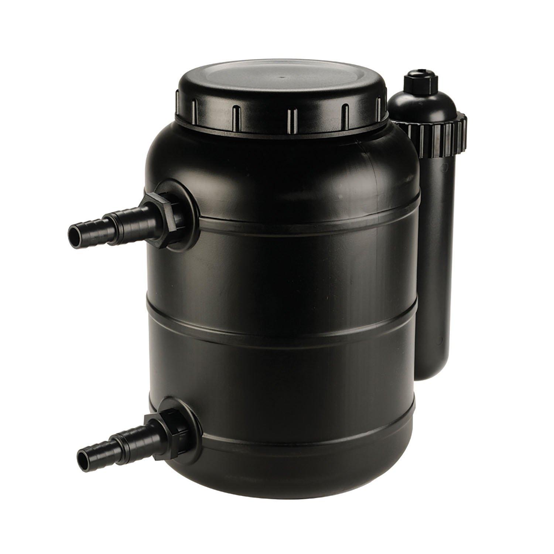 Pond Boss FP1250UV Pond Boss FP1250UV Pressure Filter with UV, 1250 GPH