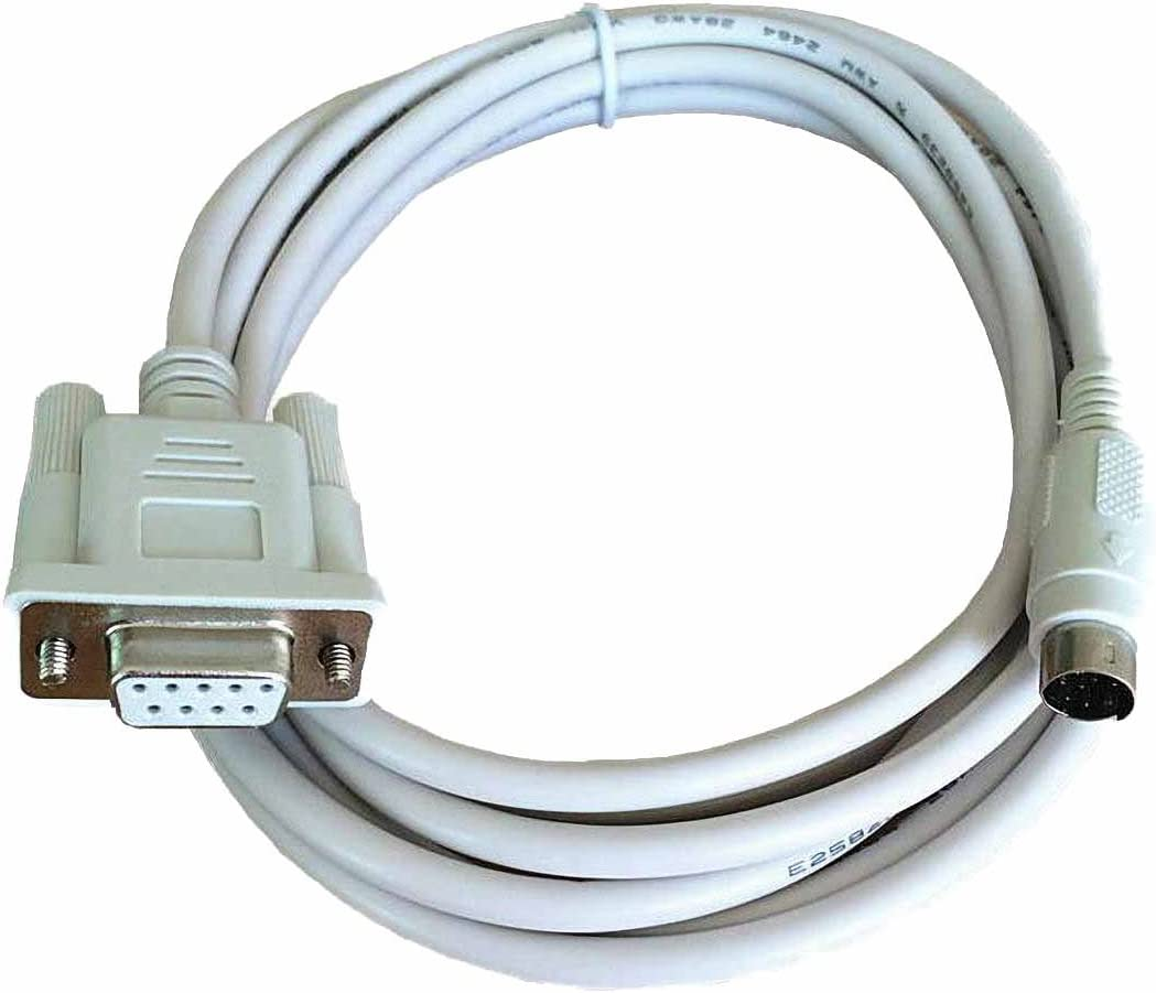 Programming cable for Mitsubishi SC-11 MELSEC FX SERIES PLC RS232 to RS422