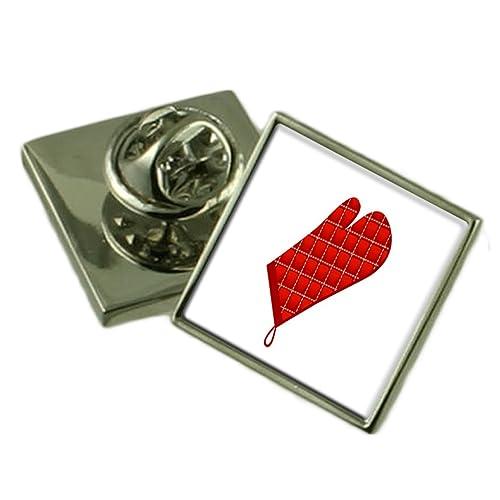 Select Gifts Guante de Horno Cook Sterling Silver Solapa Caja de ...