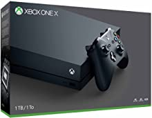 Xbox One X console - What Should I Get My Boyfriend For Christmas