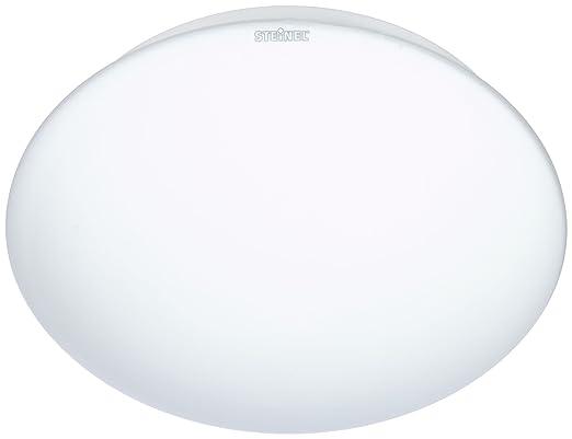 Plafoniere Led Per Scale Condominiali : Steinel lampada per interni rs l bianca con sensore di