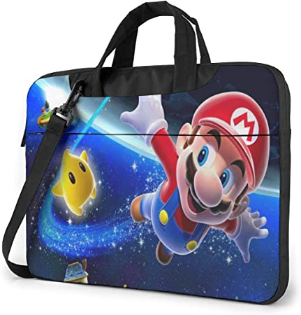 Super Mario Laptop Sleeve Bag Tablet Briefcase Ultraportable Protective Canvas for MacBook Pro//MacBook Air//Notebook Computer13 Inch