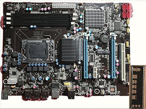 NEW Intel X58, LGA 1366 12GB DDR3 ECC / Reg ATX Motherboard Crossfire / SLI