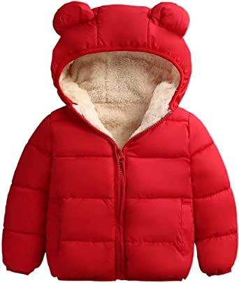 Girls New York Hoodie with Zip and Fur lined Age 3-4 years