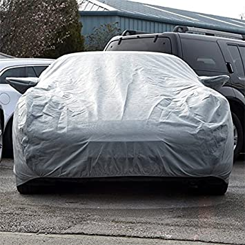 Car Accessories UK Custom Covers CC200 Outdoor Tailored Waterproof Car Cover