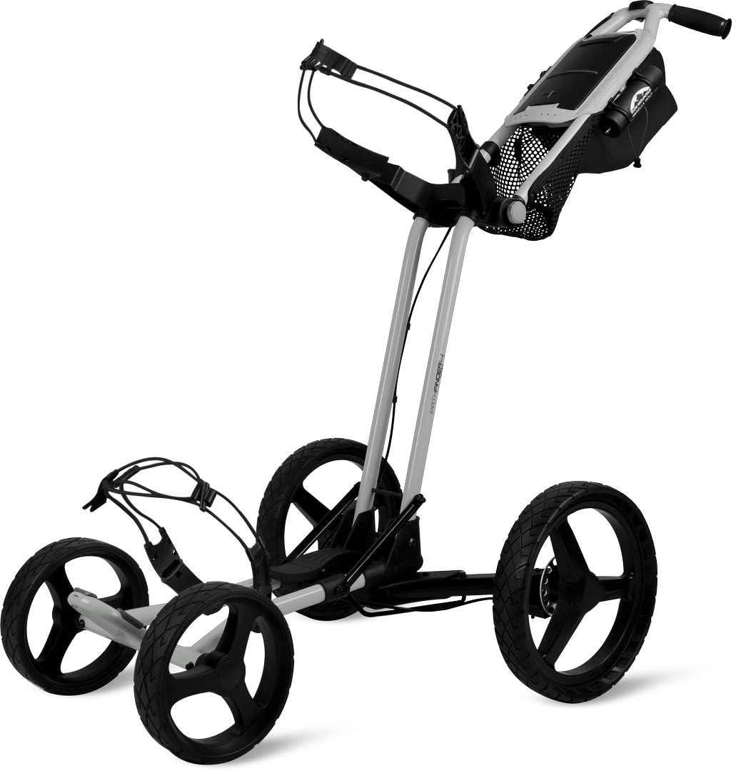 Sun Mountain 651323930224 Golf- Pathfinder 4 Cart, Cement Gray