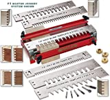 MLCS MASTER Joinery Complete Dovetail Jointmaking Package 1/4″ Shank