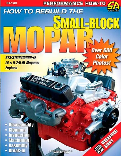 How to Rebuild the Small-Block Mopar (S-A Design) ()