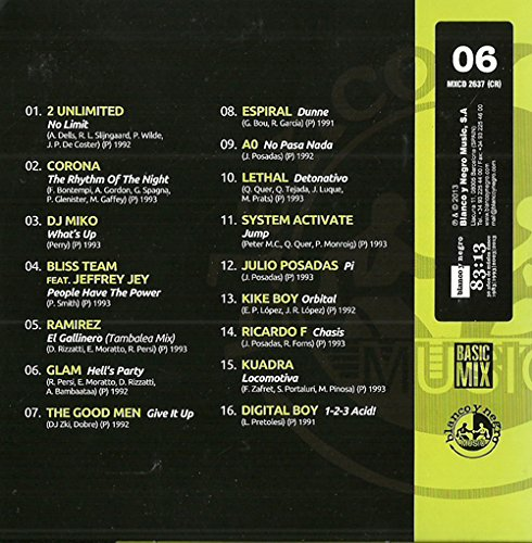 - incl. No No No - There's No Limit (Compilation CD, 16 Tracks)