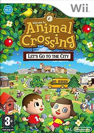 Animal Crossing: Lets Go to City: Amazon.es: Videojuegos