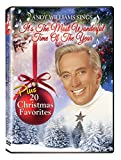 Andy Williams Sings It's The Most Wonderful Time Of The Year, Christmas Special DVD