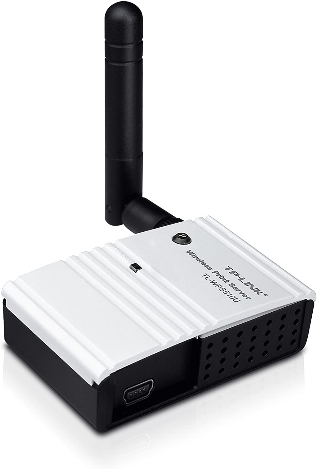 TP-LINK TL-WPS510U 150Mbps Wireless Print Server, USB 2.0, Detachable Antenna