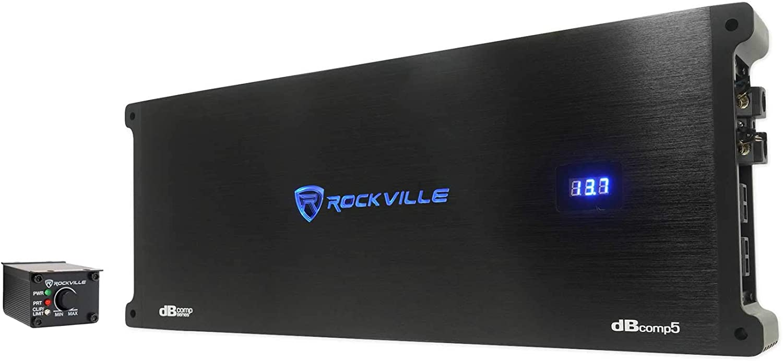Rockville dbcomp5单声道竞争放大器