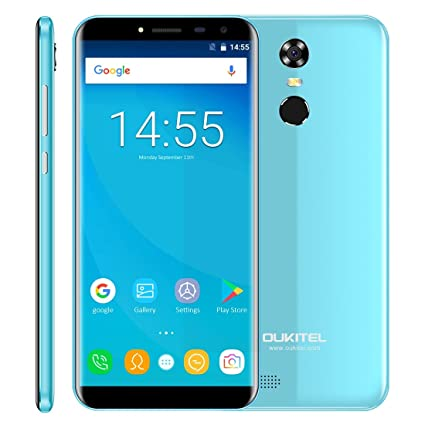 Amazon.com: OUKITEL C8 2 GB + 16GB Android de 5.5 inch 7.0 ...