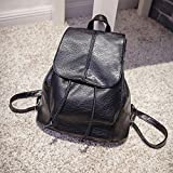 XENO-Women Backpack Travel Leather Handbag Rucksack Shoulder School Bag