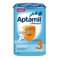 Aptamil 爱他美 婴儿3段奶粉Pronutra 亲源配方 6罐装(6×800g)