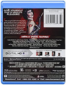 Rocky Horror Picture Show, The 40th Anniversary Blu-ray 1