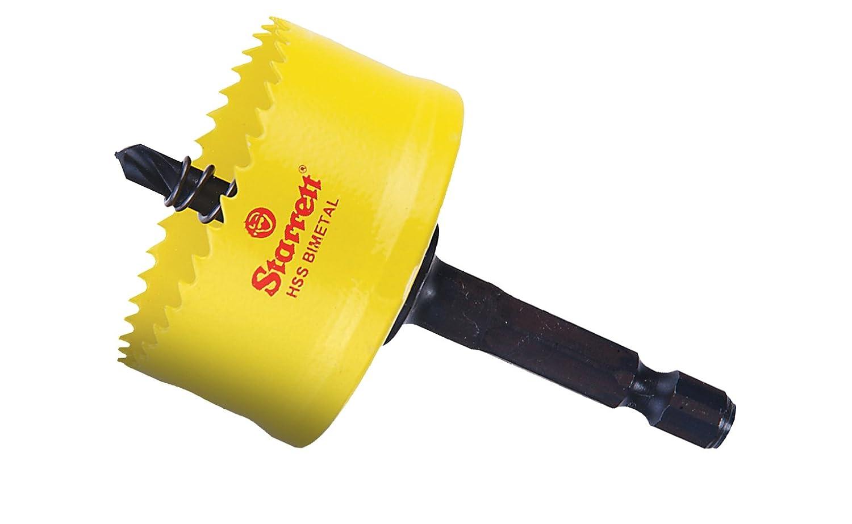 d/écoupe lisse scie cloche 40/mm Starrett Csc40/bi-m/étal sans fil