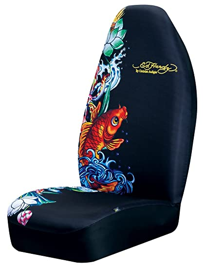 Ed Hardy QuotKOIquot Seat Cover