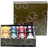 ClubKing - Juego de troneras para mesas de billar (6 unidades, 5 cm): Amazon.es: Juguetes y juegos
