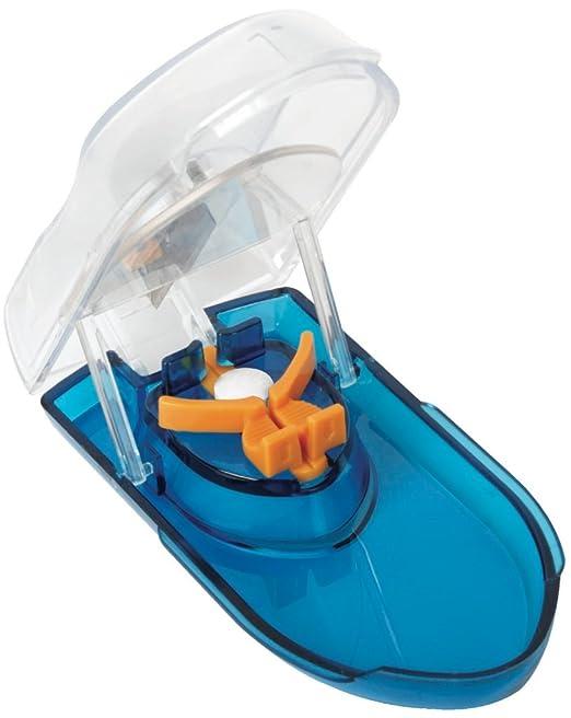 64 opinioni per Tagliapillole EZYCUT colore azzurro