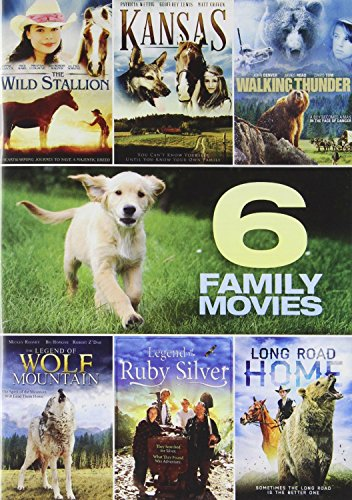 6-movie Family Pack 3