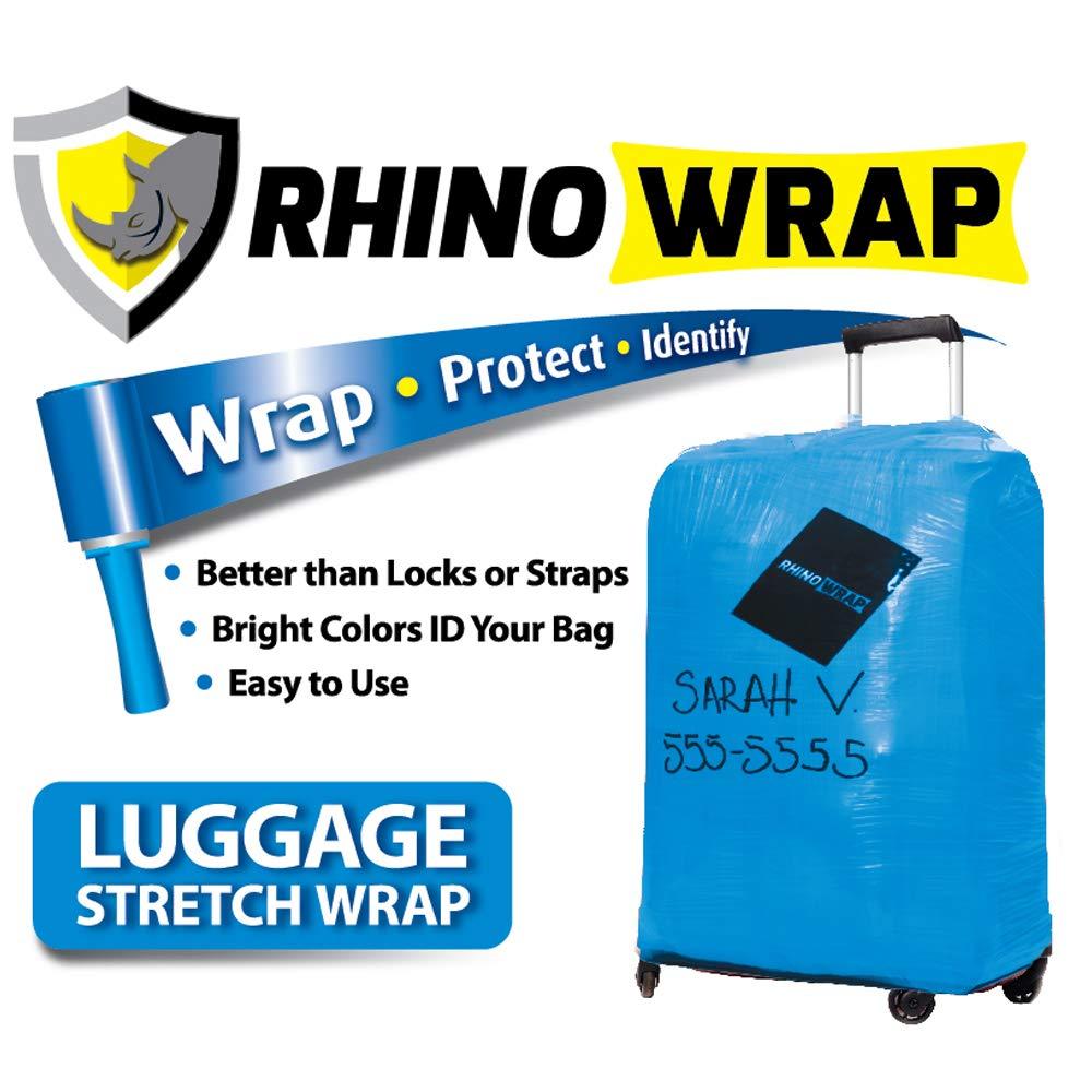 Amazon.com: Cloudz Rhino - Envoltorio elástico para equipaje ...