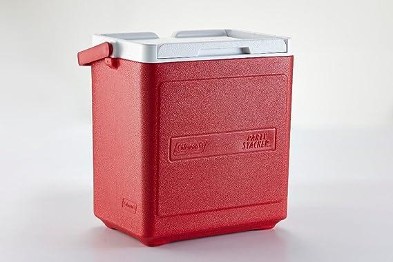 Amazon.com: Coleman 18-Quart Party Stacker Cooler (2 Set ...