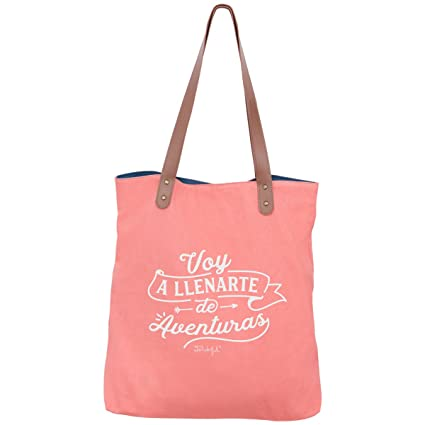 Mr. Wonderful Voy A Llenarte De Aventuras Bolsa de Tela y de ...