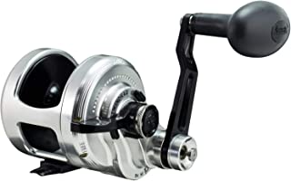 product image for Accurate Boss Dauntless DX2-600N Reel - Silver/Black