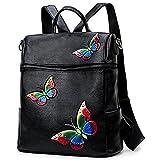 Women Classic Newst Fashion Butterfly Shoulder Bag Satchel Backpack School Bag