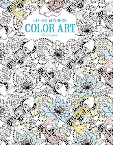 Living Wonders | Color Art for Everyone - Leisure Arts (6705)