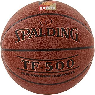 Spalding Dbb Tf500 Basketball Ball Mixte 1LXKL|#Spalding