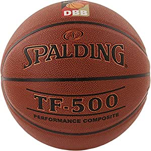 Spalding Basketball Tf500 Dbb Indoor (74-591z) - Pelota de ...