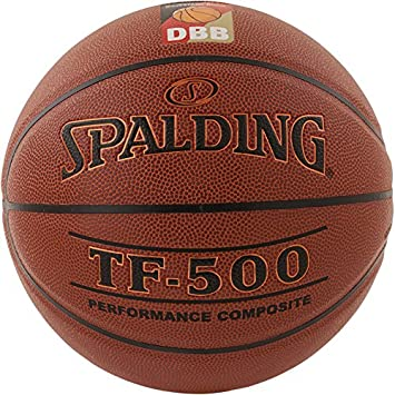 Spalding Basketball Tf500 Dbb Indoor (74-591z) - Pelota de Baloncesto