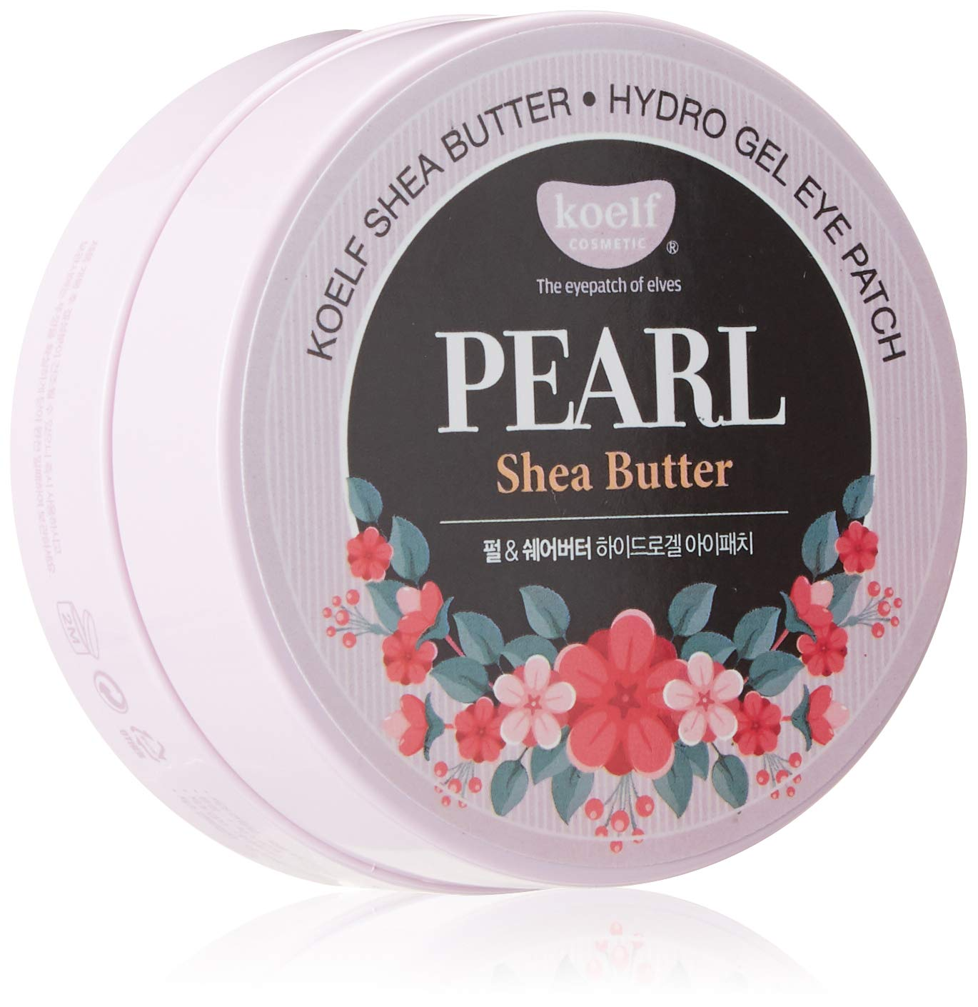 [Koelf] Pearl Shea Butter Eye Mask, 60 Sheets
