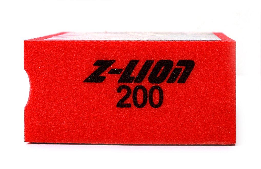 Z-Lion Electroplated Diamond Hand Polishing Pads Foam Back for Granite Marble Stone Glass Ceramic Ltd. Xiamen ZL Diamond Technology Co 4pcs//set