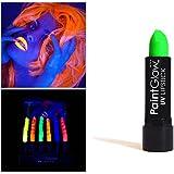 Rouges à lèvres - PaintGlow - UV fluorescents - Néon Vert - 14 Grs