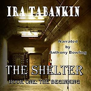 The Shelter, Book 1 Audiobook