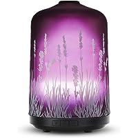 Lavendel Aroma Essentiële Olie Diffuser 250 ml Aromatherapie Ultrasone Cool Mist Fluister Stille Luchtbevochtiger…