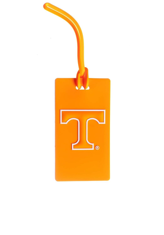 UNIVERSITY OF TENNESSEE VOLUNTEERS NCAA PVC LUGGAGE TAG