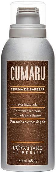 Espuma de Barbear Cumaru L'Occitane au Brésil 150ml