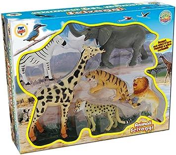 TEOREMA 72199 – Caja Animales de: Amazon.es: Juguetes y juegos