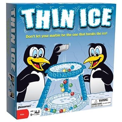Pressman Thin Ice: Toys & Games