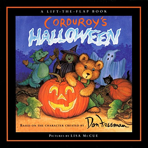 Childrens Place Corduroy - Corduroy's Halloween (A Lift-the-Flap Book)