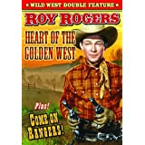 Rogers, Roy Double Feature: Heart of The Golden West (1942) / Come On Rangers