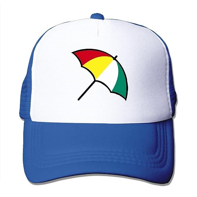 a447cfce08c19c Arnold Palmer Umbrella Logo Sports Trucker Hat Adjustable Cap ...