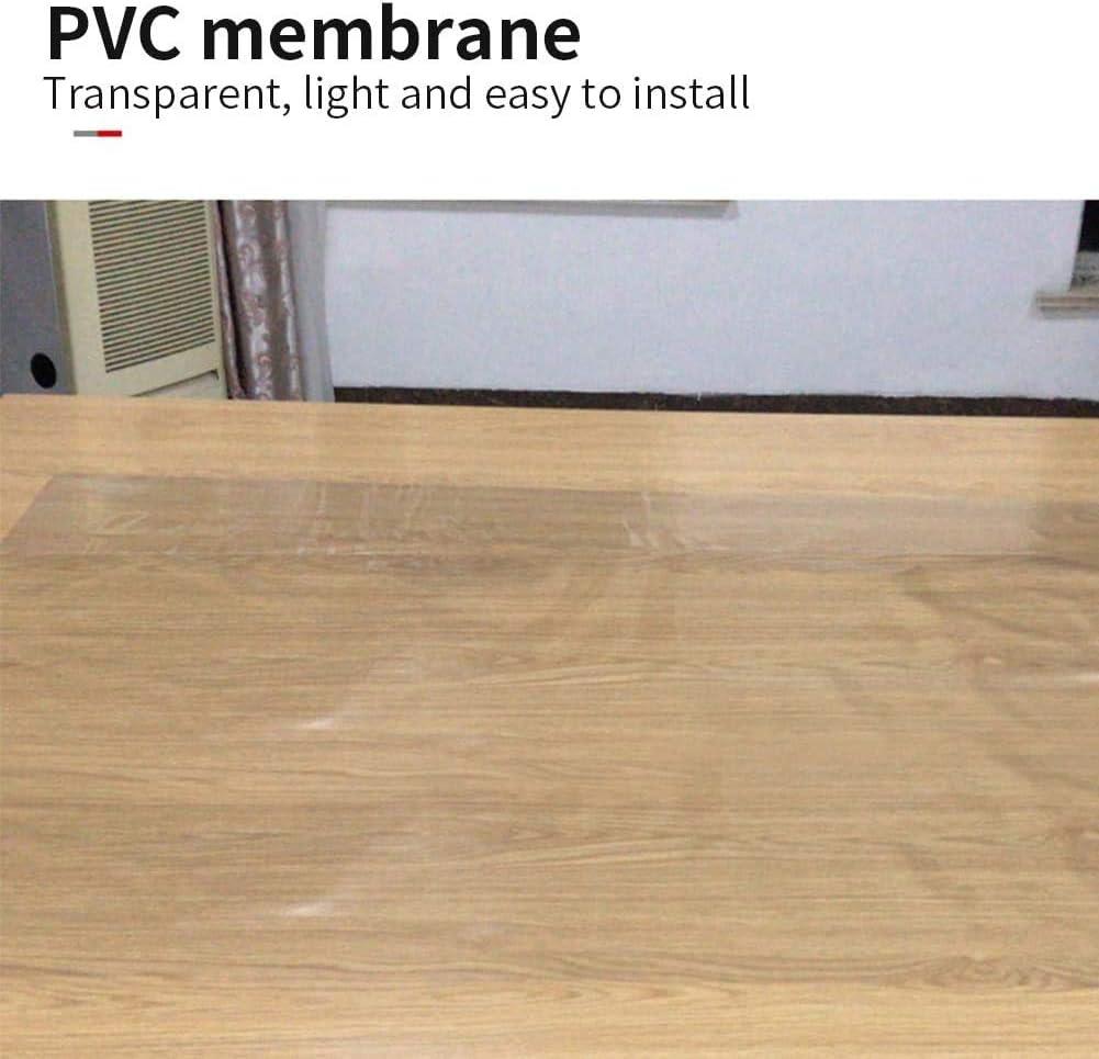 PVC Coche Aislamiento Película 1.4x1.8m, Reutilizable Transparente Película Protectora para Taxi Cortina Cable Delantero o Trasero Fila, Previene Gotas o Polvo y No Bloque el Campo de Visión: Amazon.es: Bricolaje y herramientas